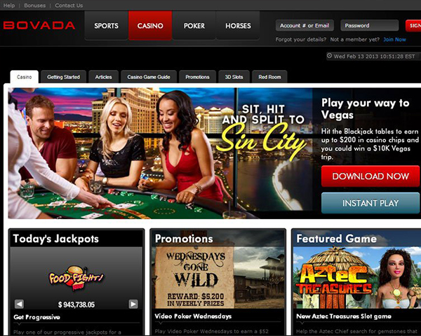 Besten legal online casino