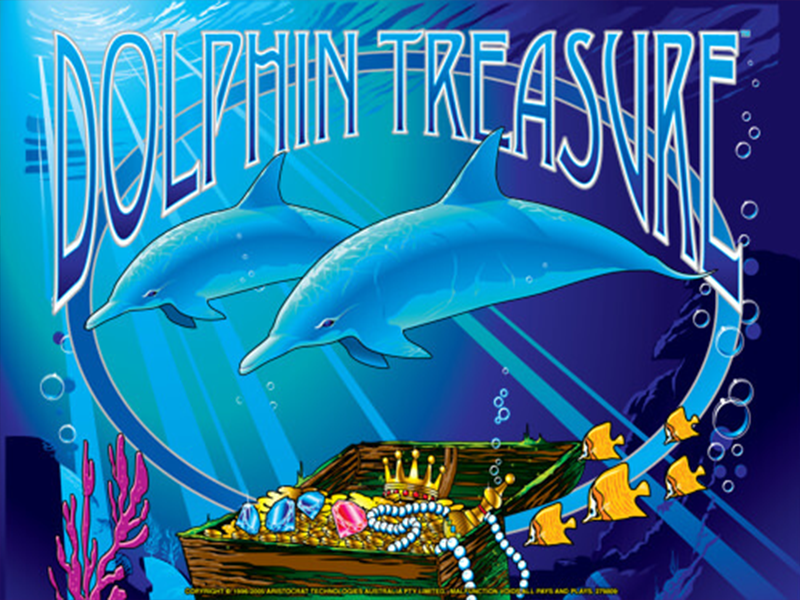 Dolphin Treasure screenshot
