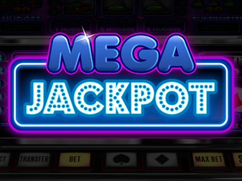 Mega Jackpot screenshot