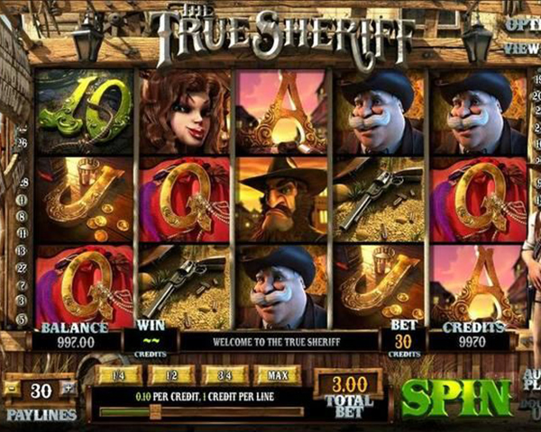 True Sheriff screenshot