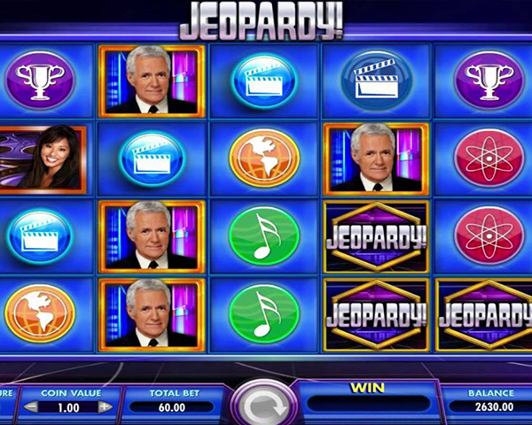 Jeopardy! screenshot