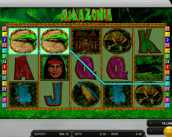 Amazonia screenshot