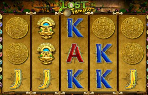 Lost Temple Slot Machine