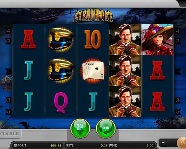 Steamboat screenshot