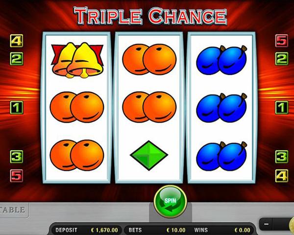 Triple Chance Online Free Game