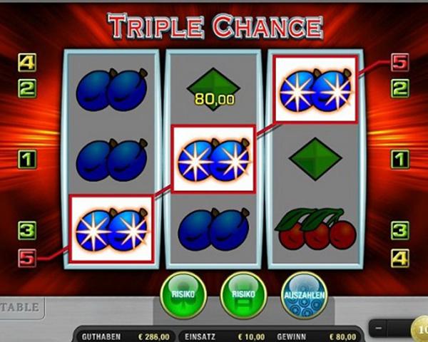 Triple Chance Online Casino