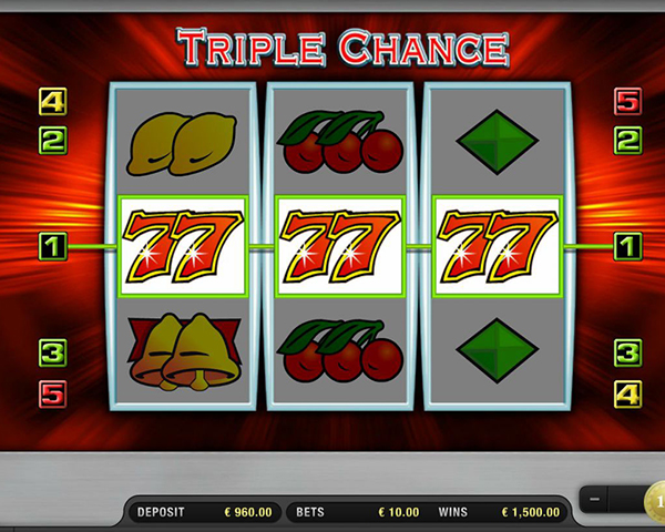 Online Games Triple Chance