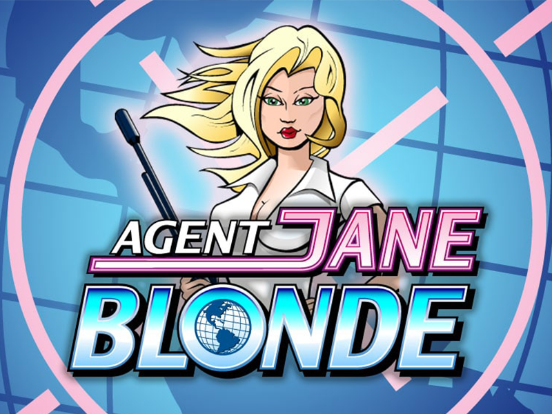 Agent Jane Blonde screenshot