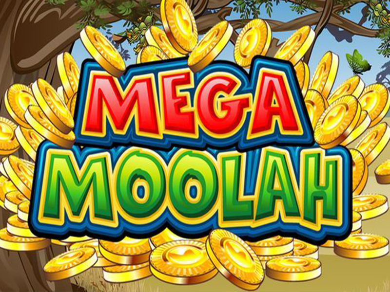 Mega Moolah screenshot