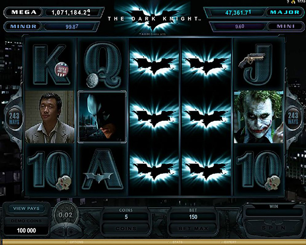 The Dark Knight screenshot