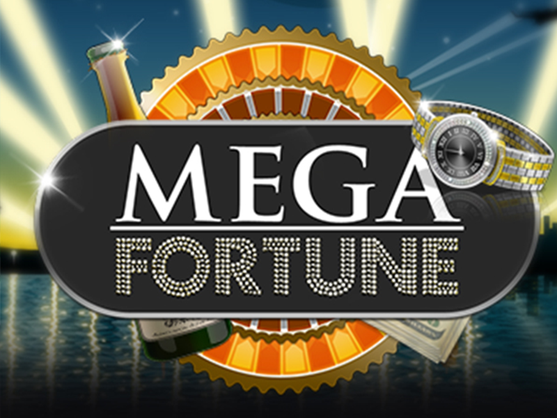 Mega Fortune screenshot
