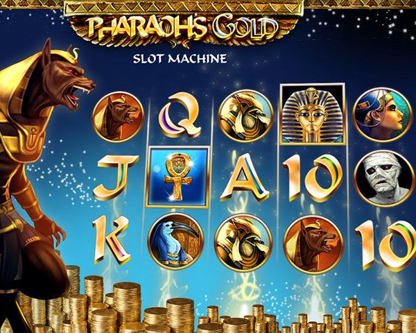 Pharaoh's Gold III screenshot