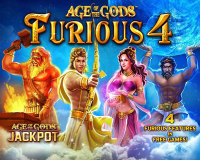 Age of the Gods - Furious 4 screenshot
