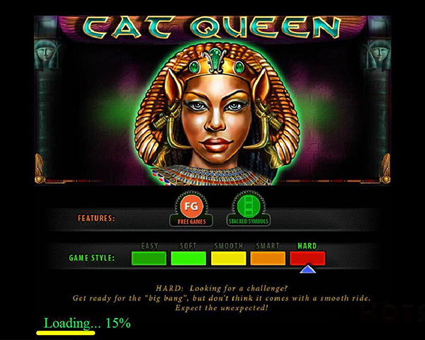 Cat Queen screenshot