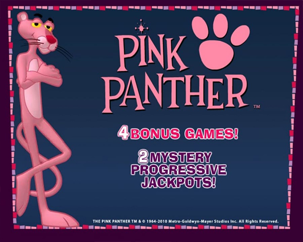 Pink Panther screenshot