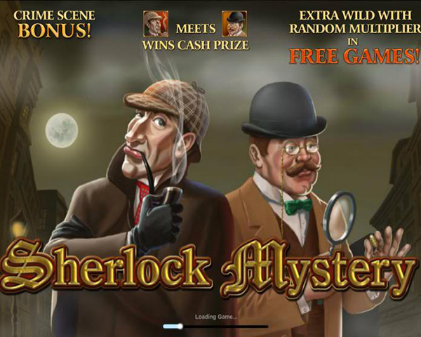 Sherlock Mystery screenshot