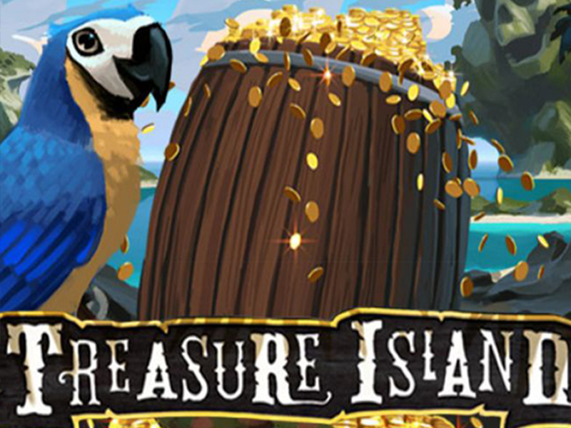 Treasure Island screenshot
