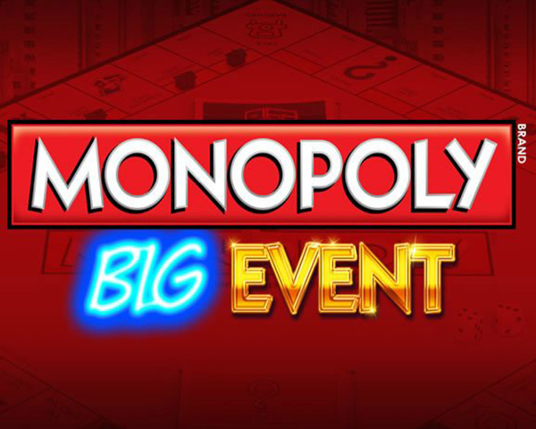 Monopoly Big Event Logo