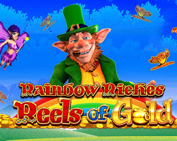 Rainbow Riches Reels of Gold screenshot
