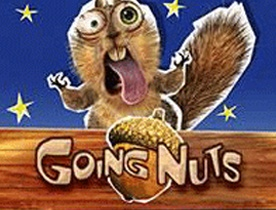 Going Nuts logo