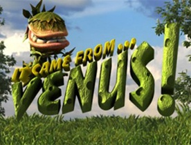 It Came From Venus! logo