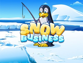 Snow Business logo